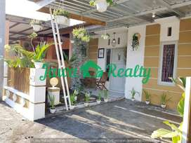 Rumah cantik Full Furnished dijual di Bantul, Lt 91m2