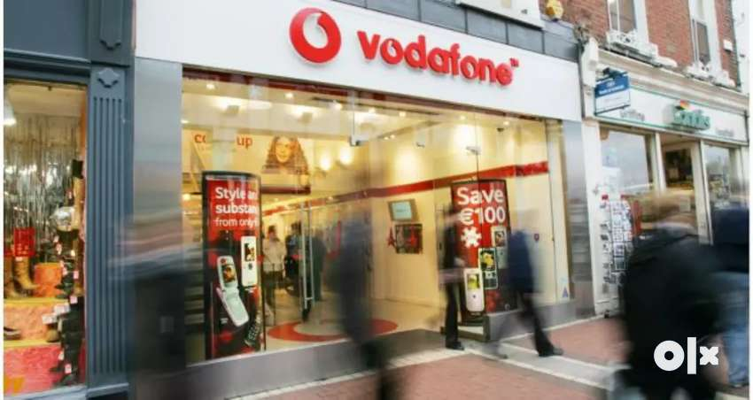 Miss payal mam(HR Vodafone)Needs candidate for back office 0