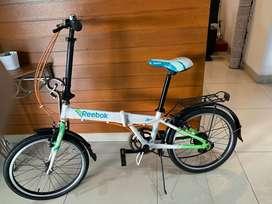 Dijual Sepeda Lipat Reebok