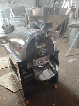 Mesin Roasting/Sangrai kopi dan kacang mini kap. 3kg