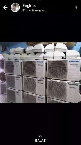 Menjual AC bekas dan melayani pemasangan
