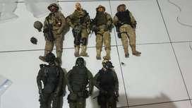 EDISI PENSIUN BORONGAN ACTION FIGURE ARMY 1 6 FULL ARTIKULASI