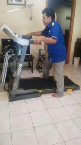 Merk TOTaL..big Power Treadmill elektrik TL 288 big