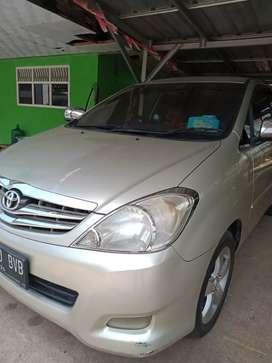 Toyota innova 2006 v matic,plat B jkt'genap 79 net