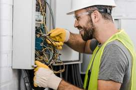 Electrician Required