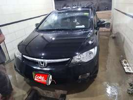 Honda Civic reborn auto top of the line