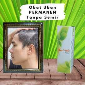 Penumbuh Rambut Botak, Ber Uban, Rontok Ampuh, Alami