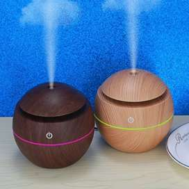 Humidifier kayu