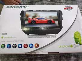 Concord Android music system Full HD