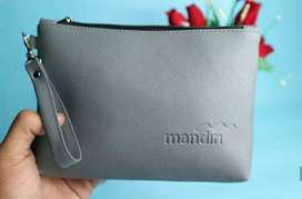 Order pouch embos