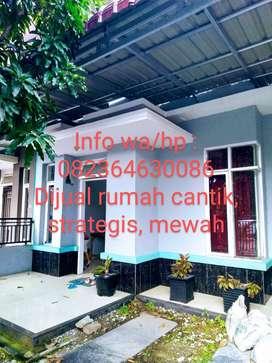 Dijual rumah Kompleks Grand Gading Mas Medan Johor