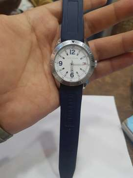 Tommy Hilfiger wrist watch with silicon strap