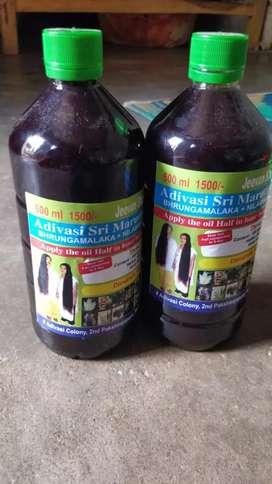 Sheela growth herbal hair oil