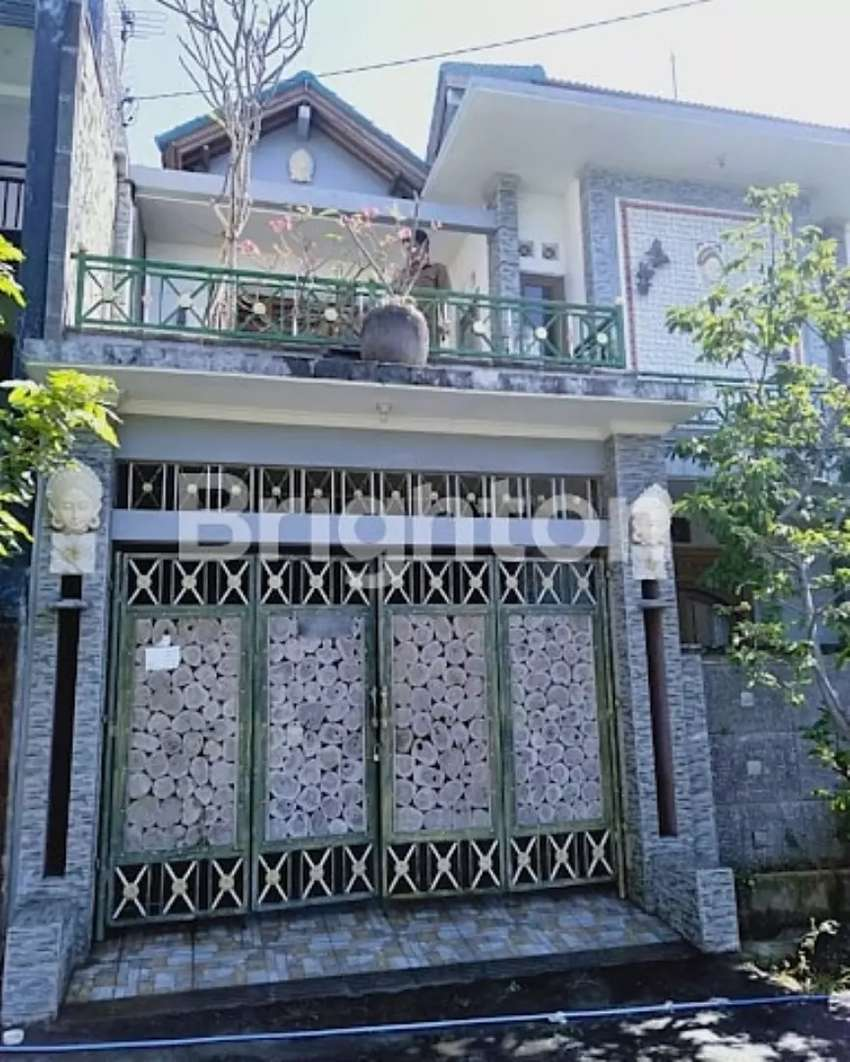 Rumah Baru Nuansa Villa di Sanur