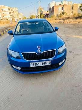 skoda octavia top model diesal 76000 km 2014 first owner