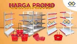 Jual Rak Minimarket Murah Rak Toko Rak Gudang Rak Supermarket