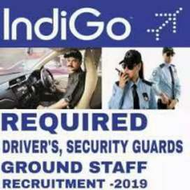 Urgent hiring for airport job