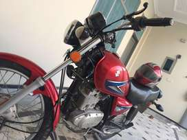Suzuki GS-150 almost new condition, nor work required, jst buy & drive