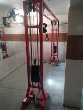 Complete commercial gym setup for sell