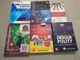 UPSC Civil Service IAS Used Books , New Oxford Atlas and Sriram IAS