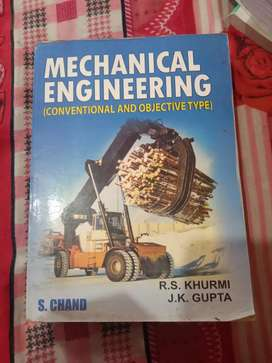 Mechanical Engineering objective