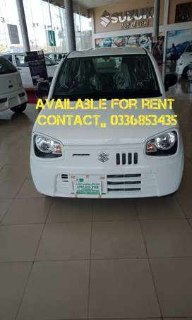 Alto Vxr available for rent in Multan