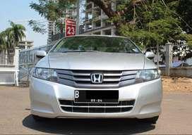 HONDA CITY 1.5CC S AT SILVER 2010 KREDIT TOTAL DP TERJANGKAU