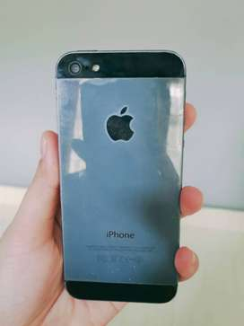 iphone 5 16 gb black