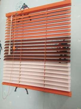 Vertical blind, wooden blind, roller blind, romand shade,