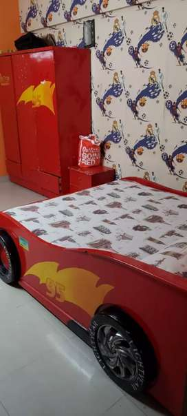 Kids Cars themed furniture