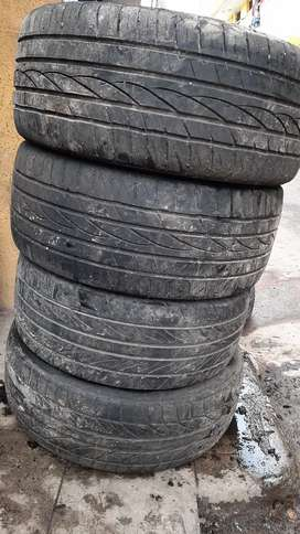 All kinds of tyres