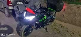 Kawasaki ninja 400 for sale in delhi