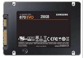 Samsung EVO870 250GB