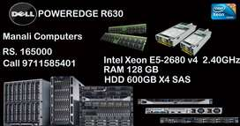 Dell Poweredge R630 Rack 1U Server