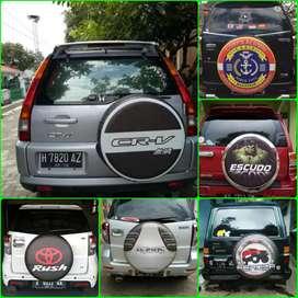 Terios Jeep Wrangler Cover Ban Serep Rush Sarung Ban Taruna Escudo 43a