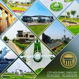 Citi Housing 7 Marla Plots in (H blocK) for Sale On Easy Installments
