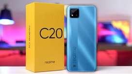 Realme C20 TERMURAH harga mantap ram 2