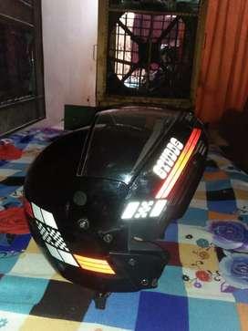 Brand new ninja helmet only 1 months old