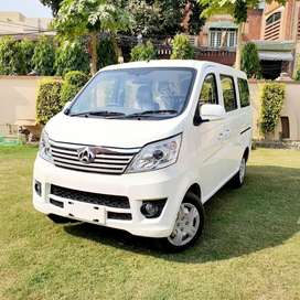 Changan Karvan base Model On leasing