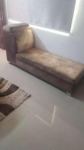 Long plane sofa