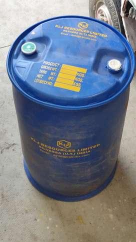 Water storage barrels 700 to 900