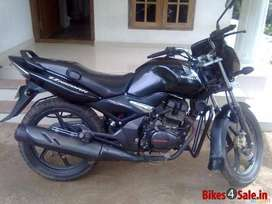150 cc bike, Average of 45kmpl, CB Unicorn.