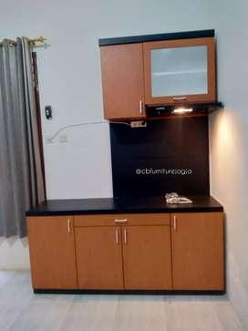 custom kitchen set dapur simpel