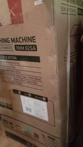 Impex washing machine semi Automatic iwm62SA 6.2kg capacity