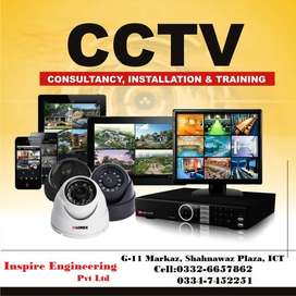 Hikvision / Dahua /CP-plus / CCTV Camera, PTZ , IP Camera in low price