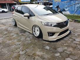 Jazz rs matic 2015 fuul modifikasi