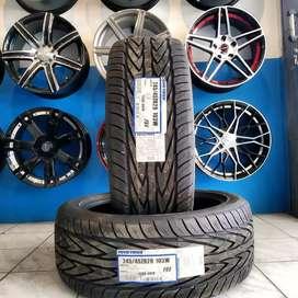 Ban Toyo Tires murah lebar 245/45 ZR2 Proxes 4 Camry Civic Teana