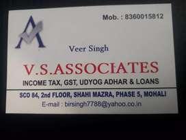 Job in Accounts