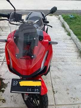 Honda ADV 150 ABS Keyless (remote) Jual cepat karena pindah