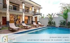 Bali Apartment Monthly Rental In Canggu Only 5.5 Juta (#ASC)